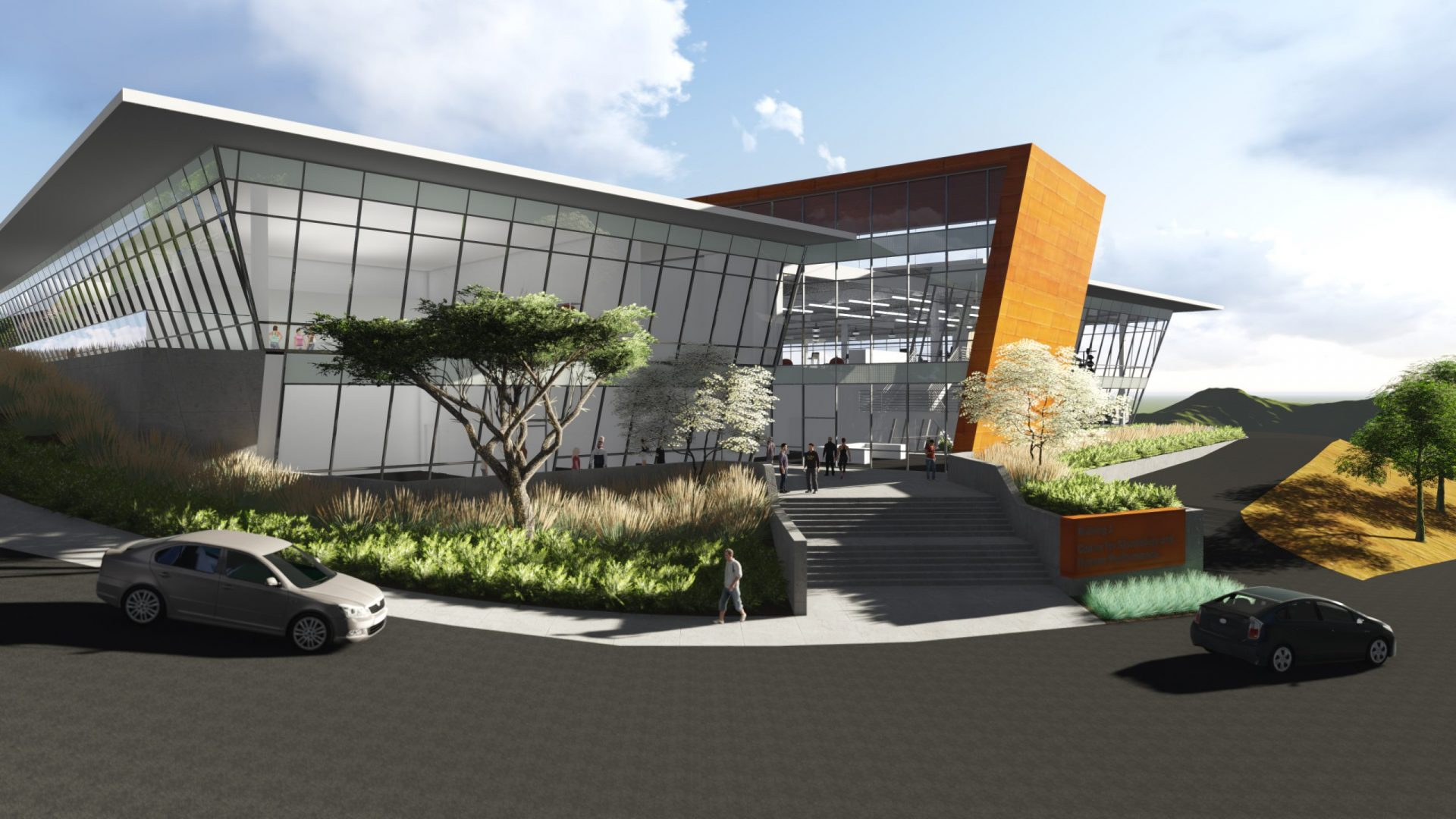 BCA Selected to Design the New Cañada Kinesiology and Human Performance Center