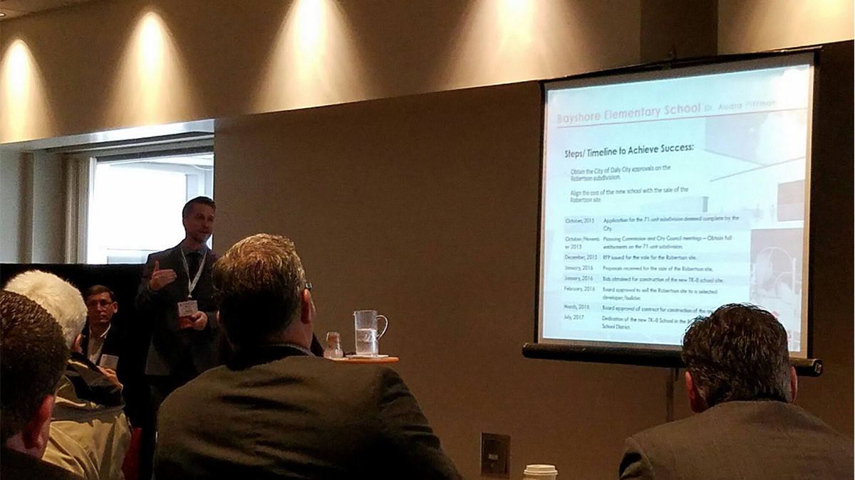 Brian Whitmore Presents at 38th Annual CASH Conference