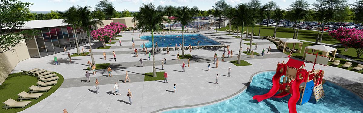 BCA Architects Awarded New North Natomas Community Center & Aquatics Complex