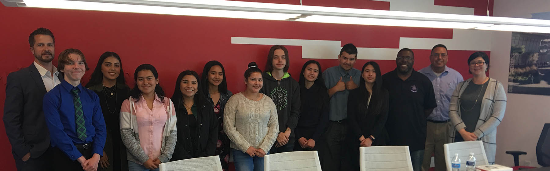 BCA Hosts Students from Sacramento's School of Engineering & Sciences