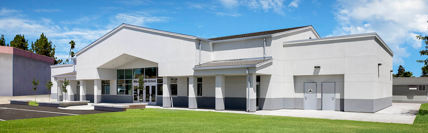 Multipurpose Buildings Complete at Chowchilla Elementary School District