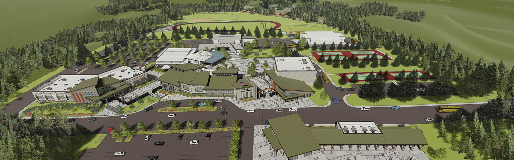 Paradise Unified School District Board Unanimously Approves Revised Facilities Master Plan