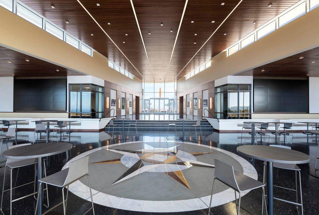 Skyline College Environmental Sciences Building