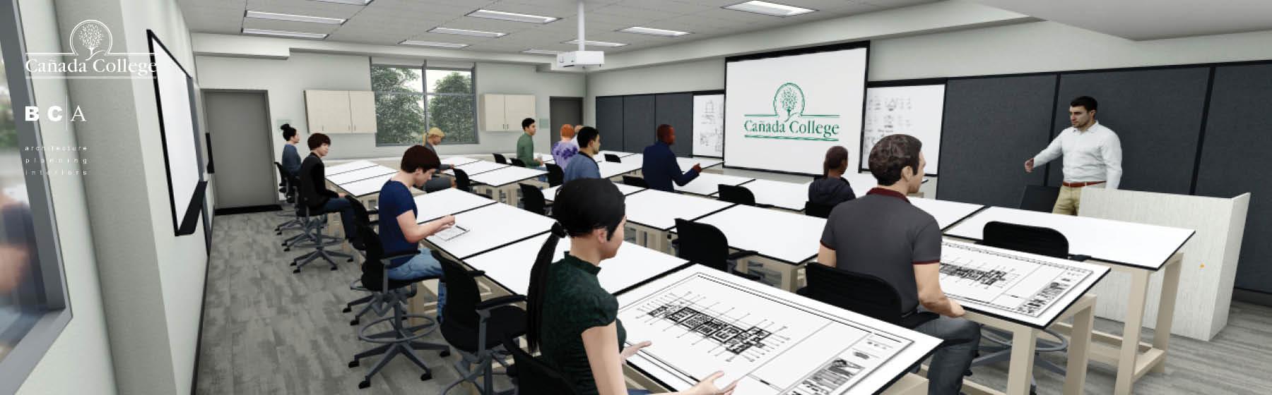 PROJECT UPDATE: Cañada College Building 13 Modernization