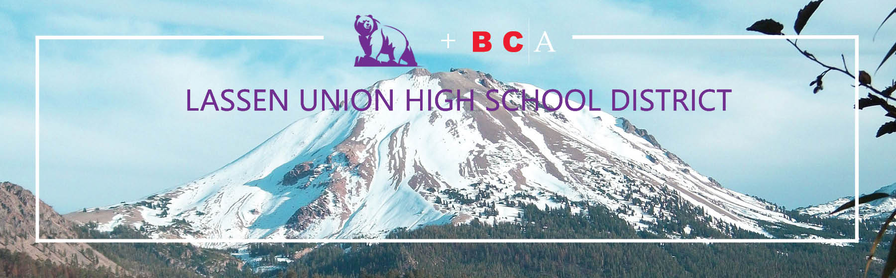 BCA Architects Awarded Master Planning Contract with Lassen Union High School District