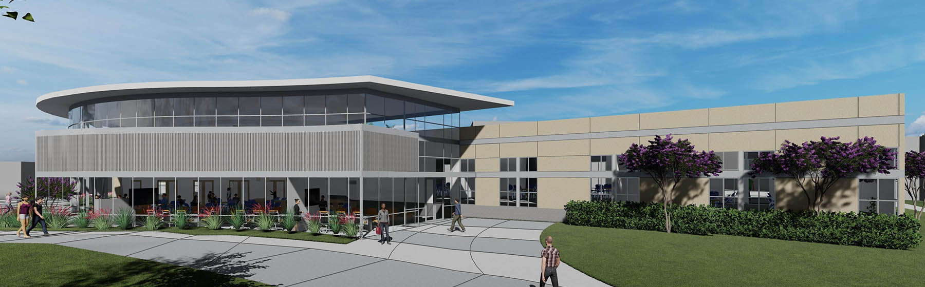 PROJECT UPDATE: Santa Teresa High School