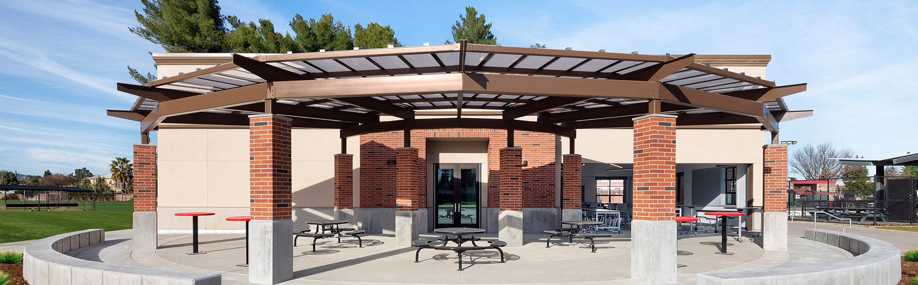 Student Union Completion at Winters High School
