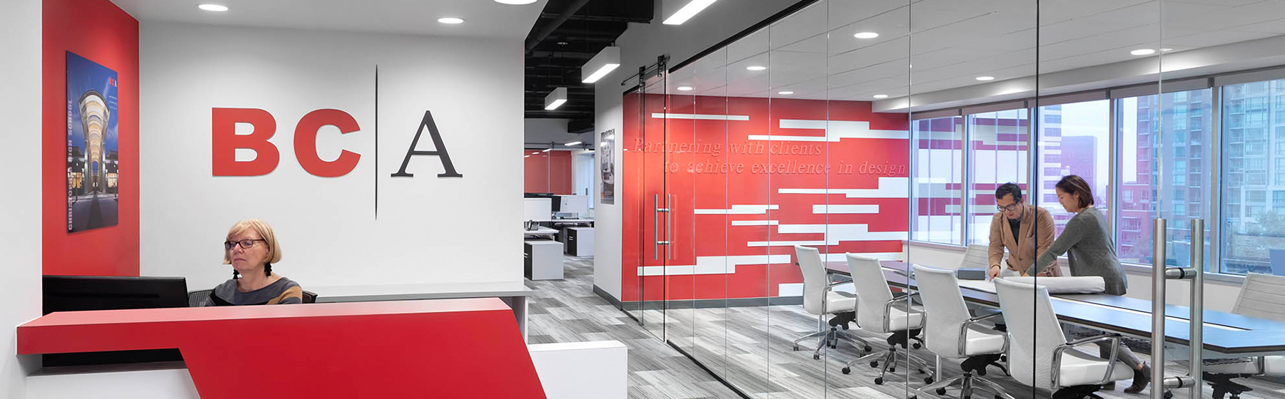 BCA Architects Opens New Headquarters Office
