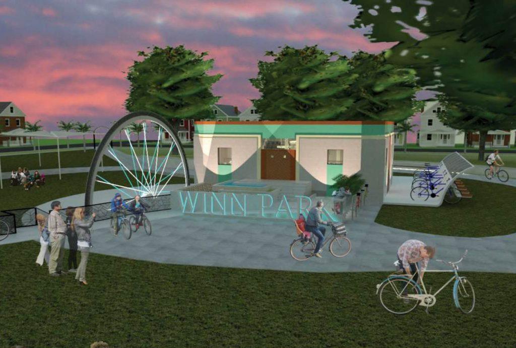 City of Sacramento Albert Winn Park