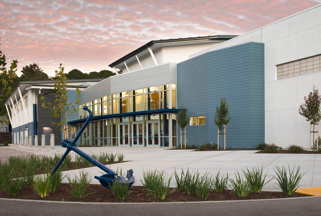 Aptos High School Gymnasium & Performing Arts Center