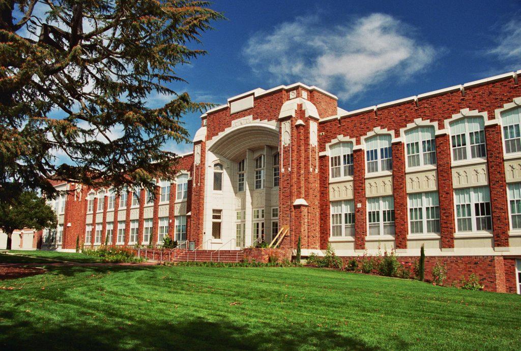 San Mateo High School Historic Reconstruction