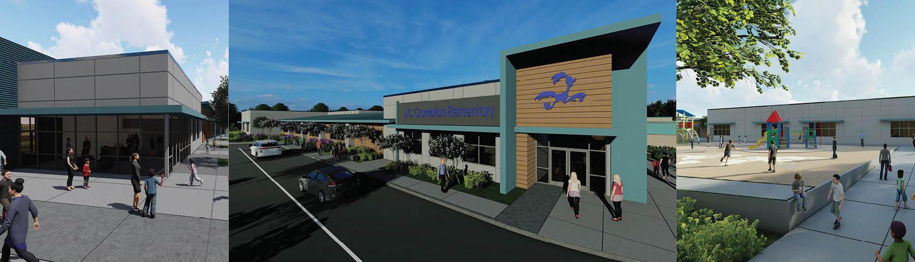 PROJECT UPDATE: Crumpton Elementary School Modernization