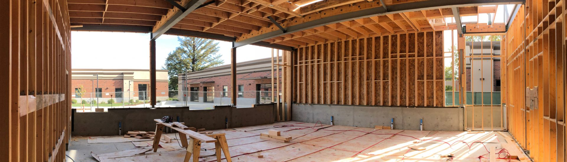 PROJECT UPDATE: Winters High School Phase 3 Construction
