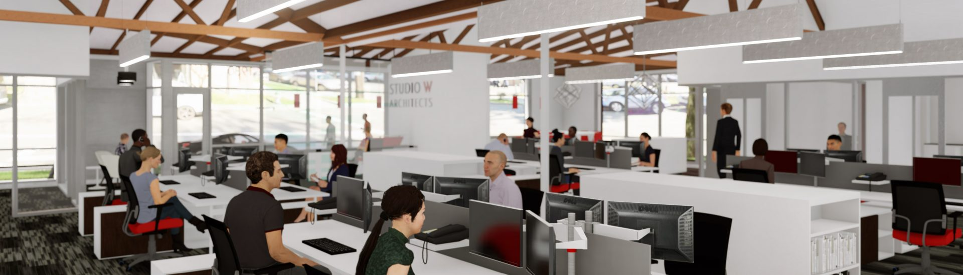 """""""Covid Disrupts Workplace Design"""" – Studio W Architects Featured in Sacramento Business Journal Focus Section"""