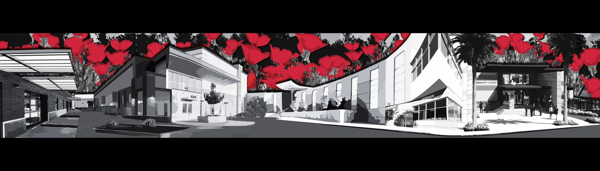 Mural Design Unveiled for New Sacramento Office Building