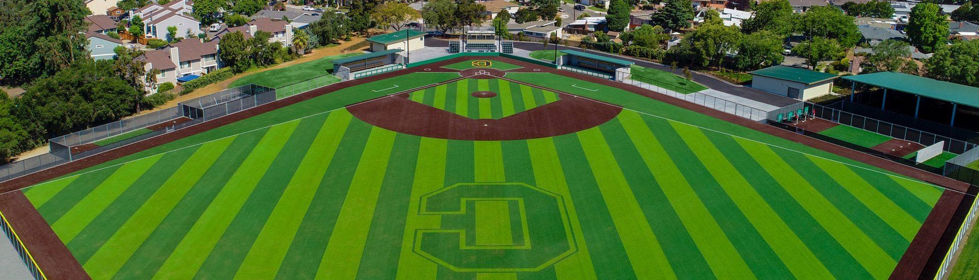 Chabot College's Wellman Field Transformed into Field of Dreams