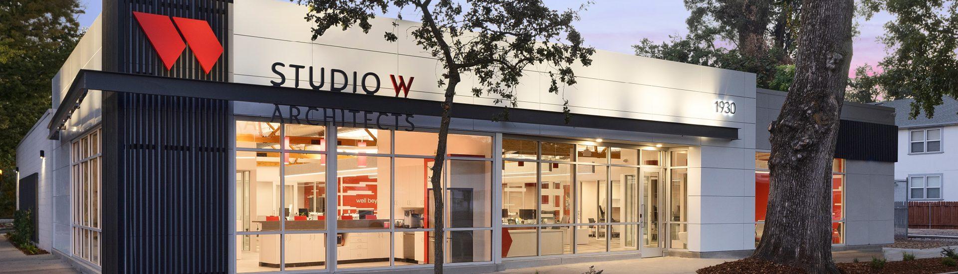 Studio W Architects' Sacramento Office Relocates to Midtown